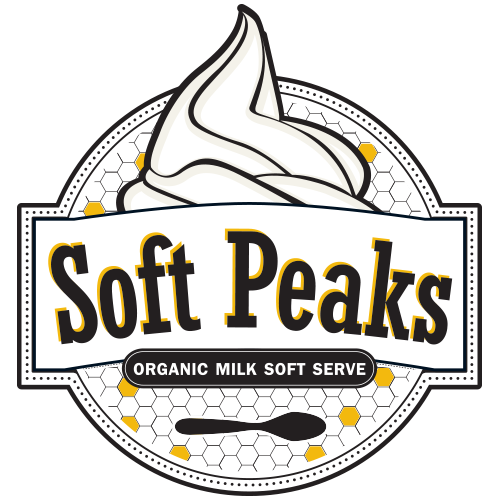 Soft Peaks - Organic Milk Ice Cream